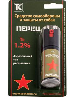 Газовый баллончик аэрозольный перец 11-А 65 мл