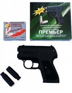 """Аэрозольный пистолет для самообороны """"ПРЕМЬЕР"""""""